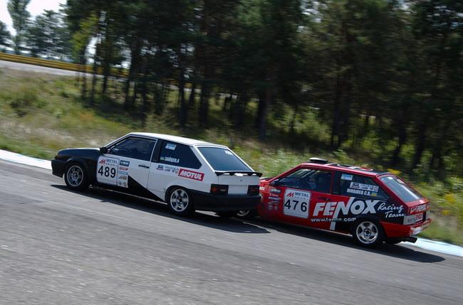 Завтра на автодроме «Чайка» очередной этап Чемпионата Украины по кольцевым гонкам