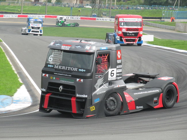 Truck Battle Russia-2013