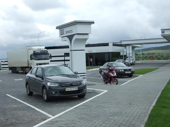 Автомобиль Citroеn C-Elysеe
