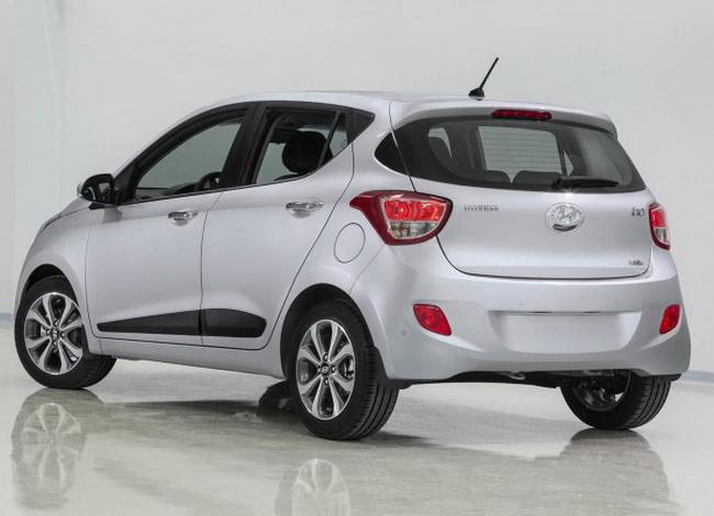 Новый Hyundai i10