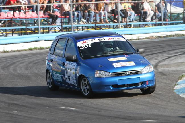 Чемпионат Украины по кольцевым гонкам в Одессе