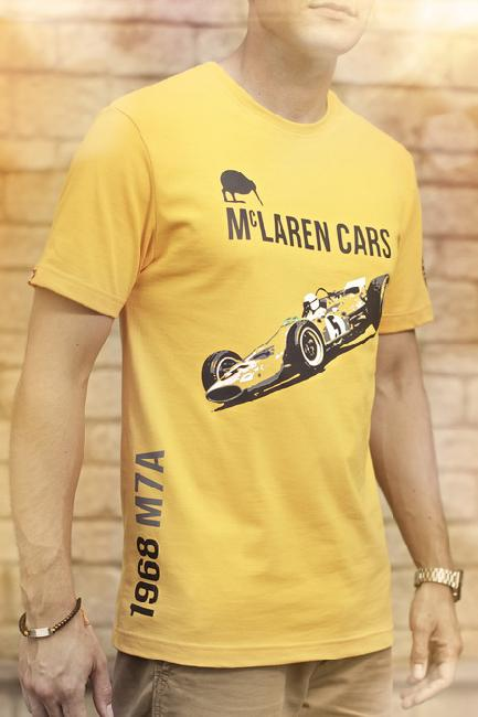 McLaren выпустил три коллекции одежды и аксессуаров