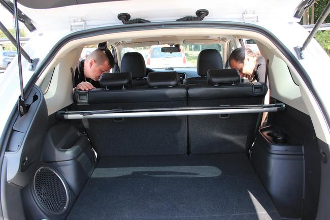 Тест-дрйв электромобиля Mitsubishi i-MiEV