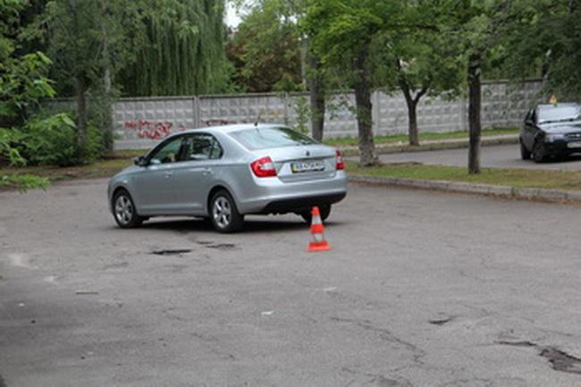 Испытай Skoda Rapid с «Автоцентром»