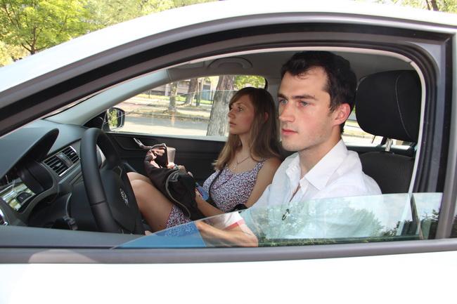 Skoda Rapid - семейный автомобиль