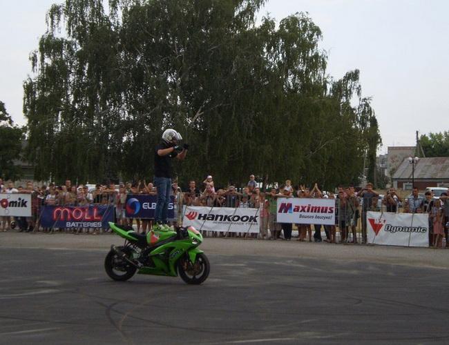 Акция «МОЛ Украина и молодежь страны за безопасное и спортивное будущее»