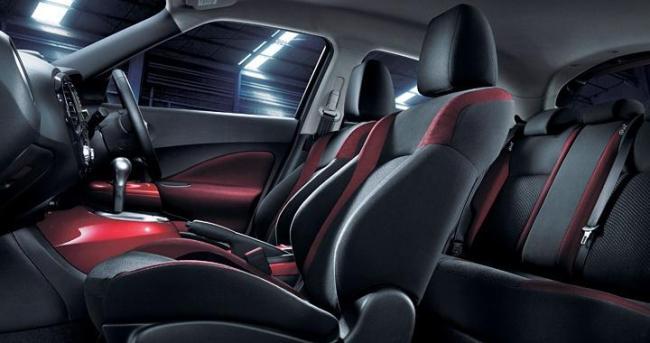 Новый Nissan Juke 15RX