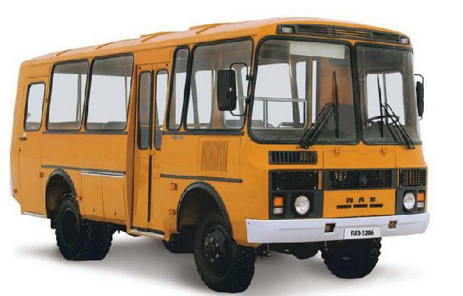 распродажа автобусов ПАЗ