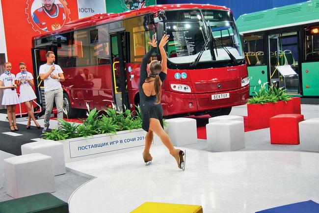 Автобус «Вектор»