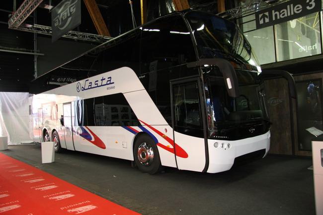 Автобус Ayats Eclipse