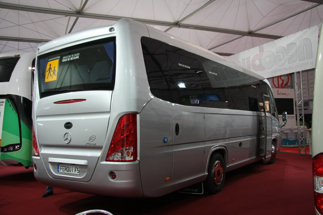 Туристический автобус Ferqui F5