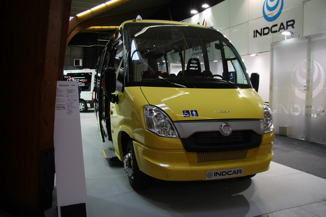 Indcar Wing CityBus