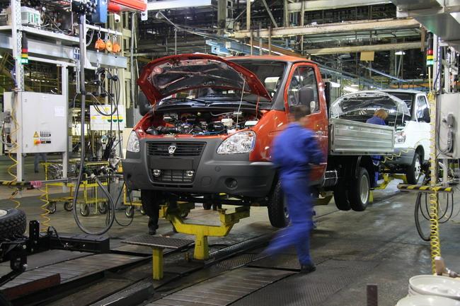 семейство среднетоннажных грузовиков «ГАЗон Next»