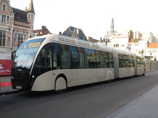 Автобус Van Hool Equi City