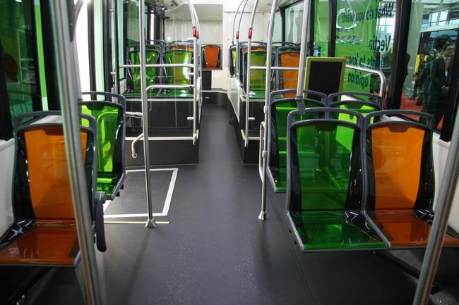 гибридный автобус Vectia Veris 12