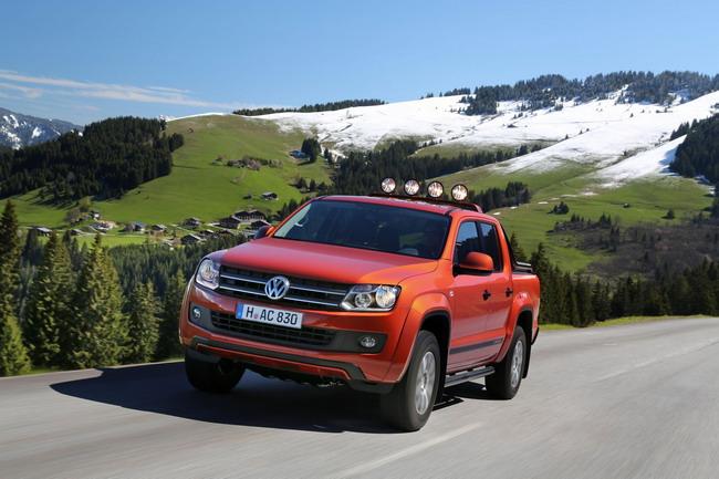 Развозные автомобили Volkswagen