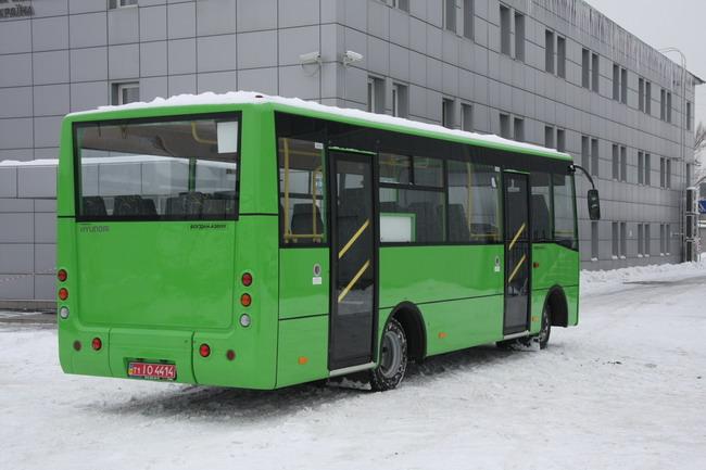 Автобусы «Богдан» А202