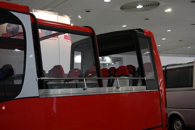 Экскурсионный автобус-кабриолет Sunset Cabrio