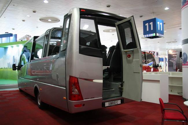 Экскурсионный автобус-кабриолет Sunset CabrioSunrise Cabrio