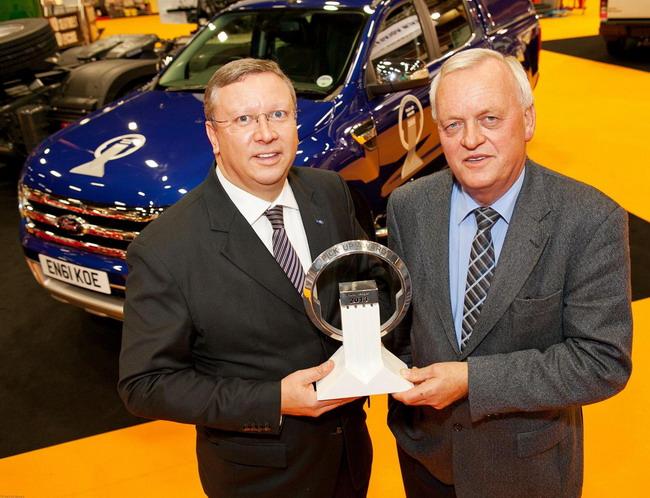 Новый Ford Ranger - лучший пикап 2013
