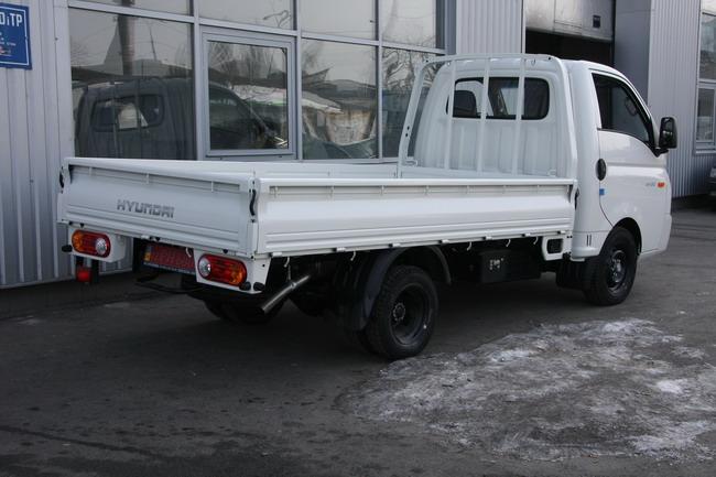 Тест-драйв Hyundai H100