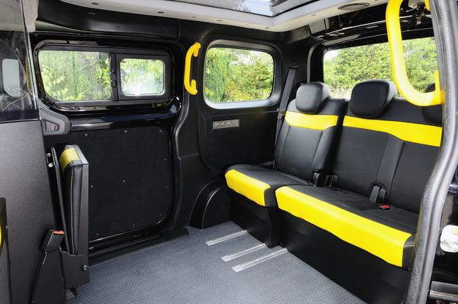 Nissan NV200 London Taxi