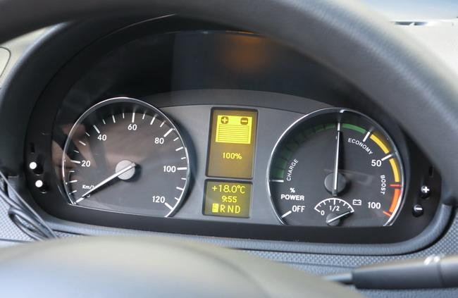 фургон Mercedes-Benz Vito E-CELL