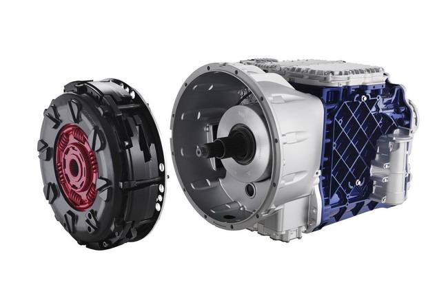 коробка передач с двойным сцеплением – I-Shift Dual Clutch