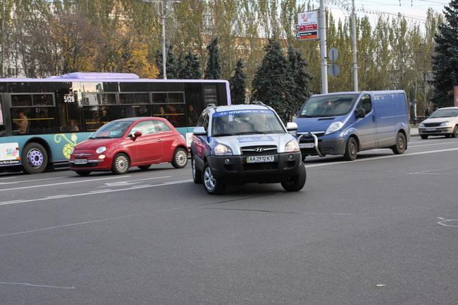 Дорогами Евро-2012: город Донецк. Стадион «Донбасс Арена»