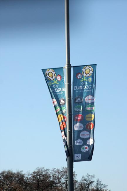 Дорогами Евро-2012: на Hyundai Tucson от ОСК «Металлиста» до НСК «Олимпийского»