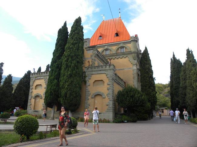«Відкрий країну»: Дворец княгини Гагариной