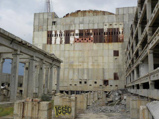 «Відкрий країну»: Мирный атом или неудавшийся проект