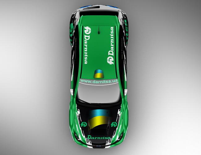 Юрий Протасов в чемпионате мира по ралли за рулем Subaru Impreza WRX