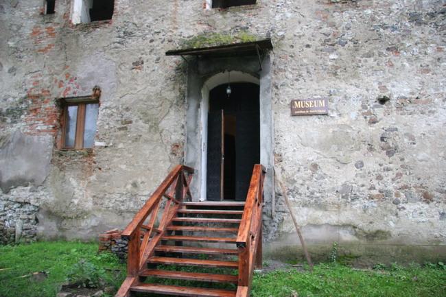 Відкрий країну»: замок Сент-Миклош