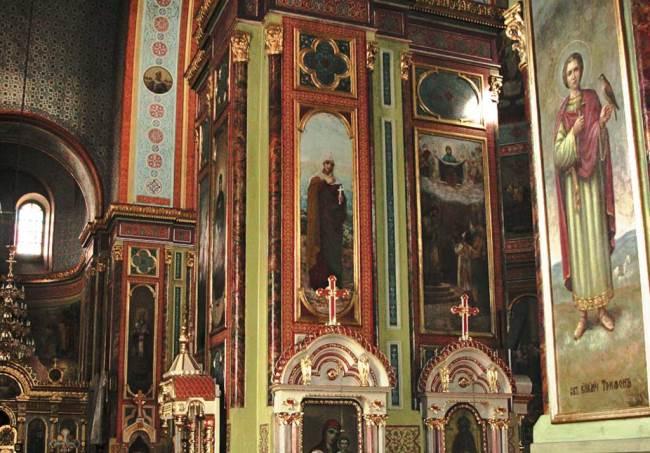 Відкрий країну: Благовещенский собор в Харькове