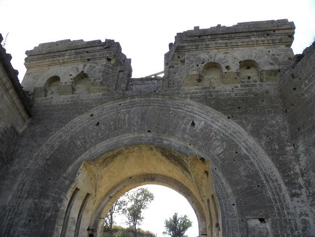 «Відкрий країну»: Керченская крепость