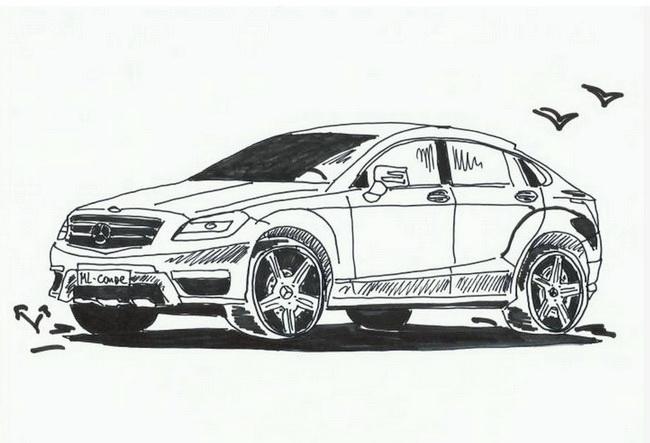 Mercedes_ML_Coupe-Mikhail_Gorbachev_picture