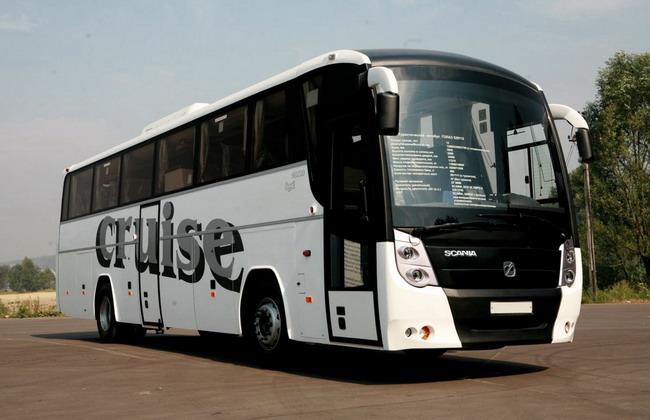 Автобус ГолАЗ-52911 Круиз