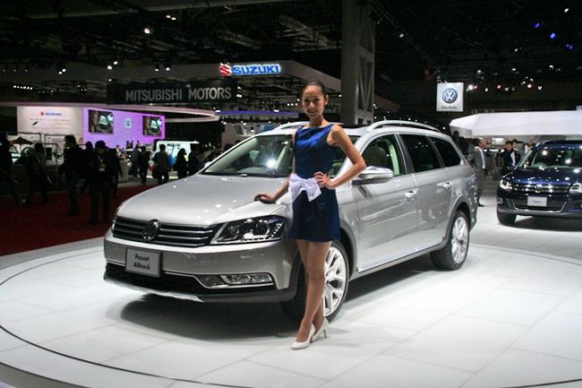 VW Passat Alltack