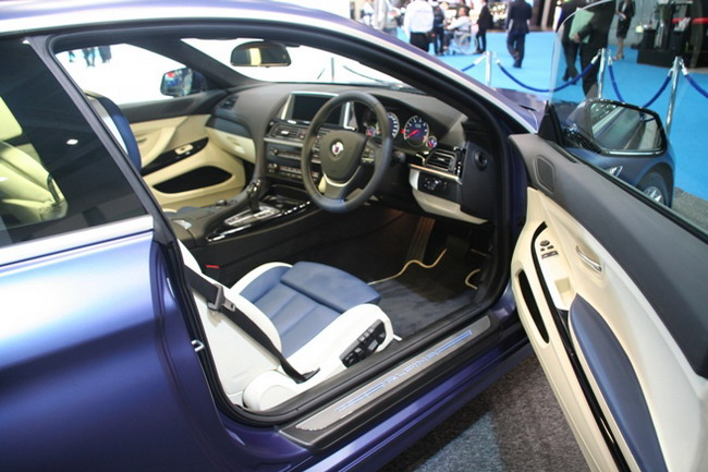 купе Alpina B6 BiTurbo Coupe