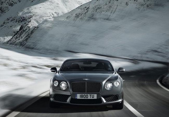 турбированный бензиновый двигатель для кабриолет купе Bentley Continental