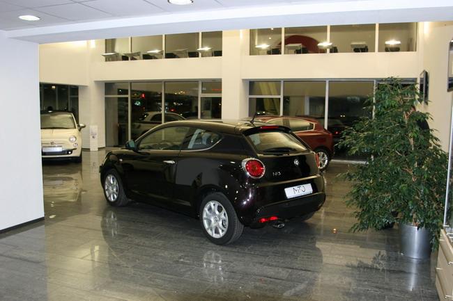 «Авто союз» открыл в Киеве салон Alfa Romeo и Lancia
