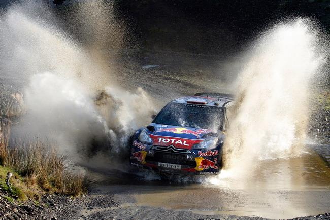 Citroёn DS3 WRC