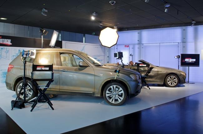Премьера боевика «Миссия невыполнима 4: Протокол Фантом» в BMW Welt