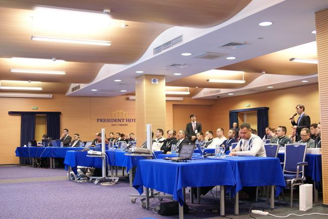 конференция автосервисов сети Partner Elit