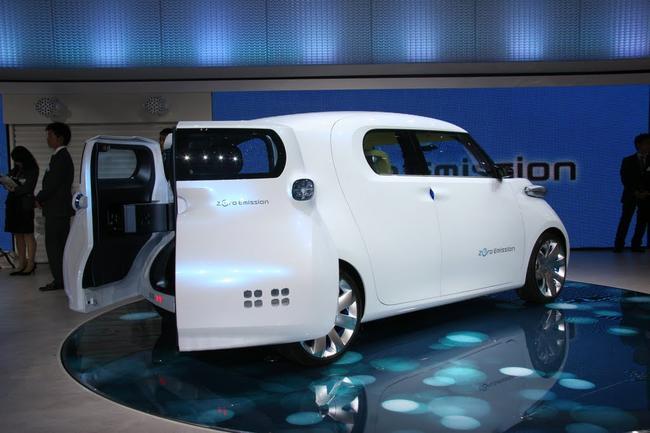 концепт Nissan Townpod
