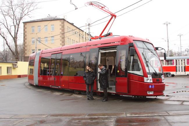 Корпорация «Богдан» начнет строительство трамваев в Украине
