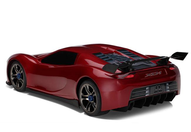 Самый быстрый в мире радиоуправляемый автомобиль