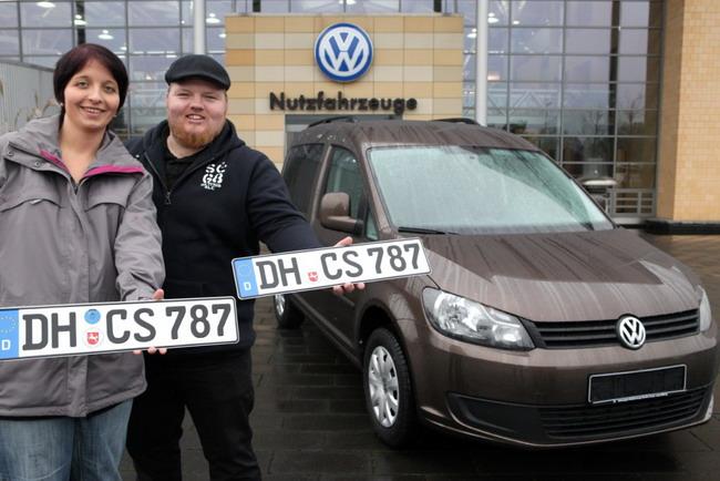 розыгрыш автомобиля Volkswagen
