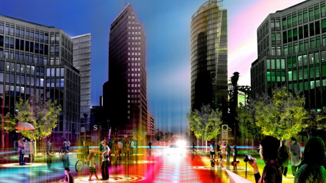 Инсталляция Urban Future на Design Miami